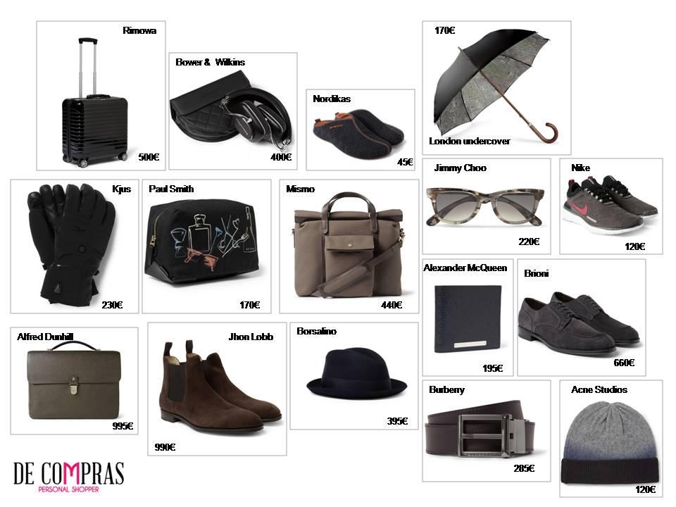 Regalos para l de comprasde compras for Regalos para hombres online